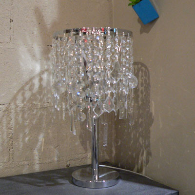 Image of Lampe à poser Crystal