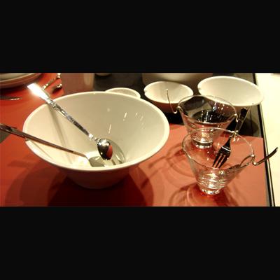 Ensemble Saladiers Coniques Design pour 69€