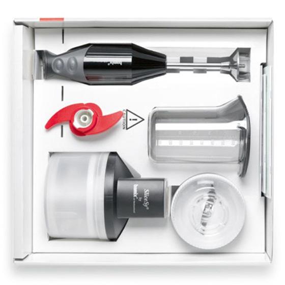 Coffret Black Box Série Limitée Bamix Mixeur Batteur Hachoir