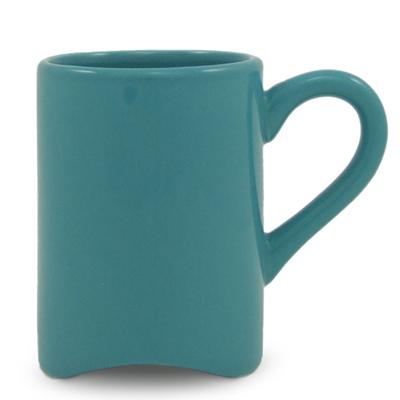 Mug Design KNEEP Turquoise pour 12€