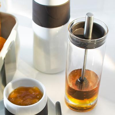 Pot à Miel avec Cuillère à Miel DESA BLOMUS pour 20€