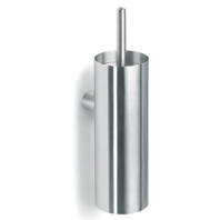 Brosse WC Support Mural Design Inox Mat BLOMUS