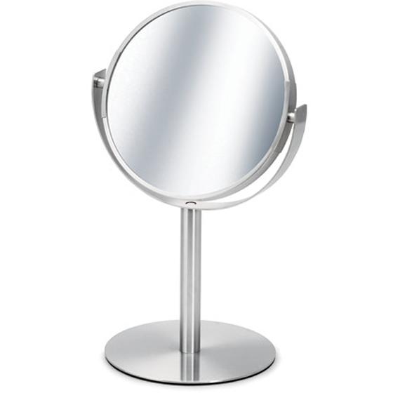 Miroir grossissant design inox blomus accessoire salle - Accessoires salle de bain design inox ...