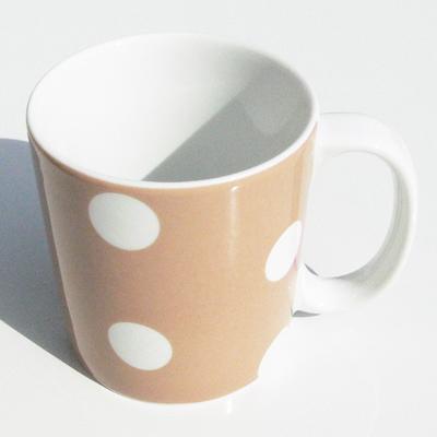 Mug Pois Beige SABRE pour 11€