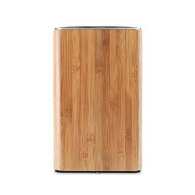 Poubelle Carrée en Bambou Naturel Simplehuman pour 59€