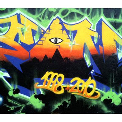 Papier Peint Graffiti Motif2 300 x 260 cm pour 359€