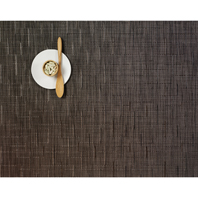 Chilewich Set de Table Rectangulaire BAMBOO Chocolate