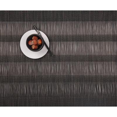 Chilewich Chemin de Table FRINGE STRIPE Mink pour 89€