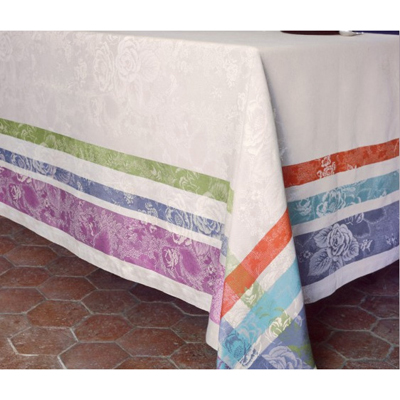 Nappe ANAE Muscade KENZO 180 x 280 cm pour 215€